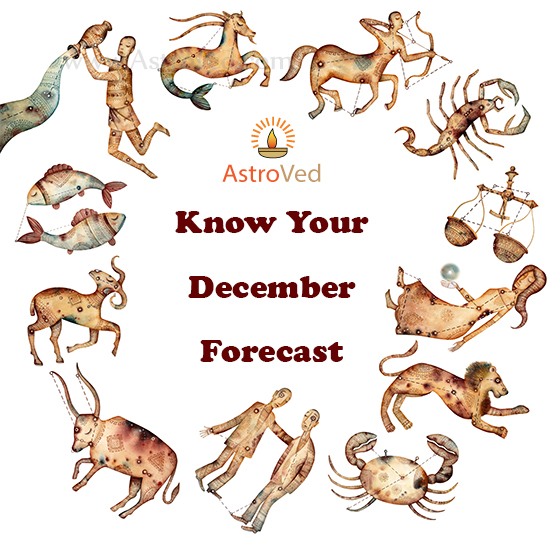 December Astrology Forecast