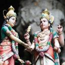 Marriage Ritual for Muruga and Deva Sena