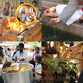 Elite Rituals for Thai Amavasya