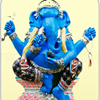 Different Trunk Posture of Lord Ganesha