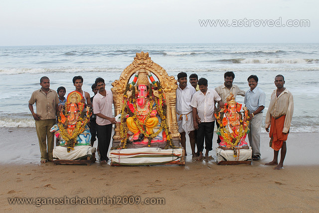 Ganesha Immersion