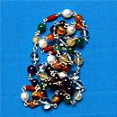 54 bead mala necklace