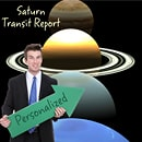 Personalized Saturn Transit Report for Saturn in Scorpio