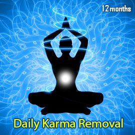 DKRP - Daily Karma Removal Program - 12 Months