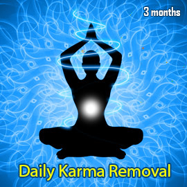 DKRP - Daily Karma Removal Program - 3 Months