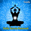 DKRP - Daily Karma Removal Program - 6 Months