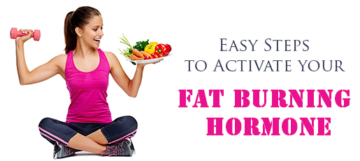 Activate your Fat Burning Hormone