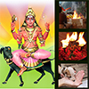 8th Waning Moon 2014: Kala Bhairava Group Rituals on April 22nd IST