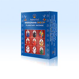 Navagraha Incense Combo (6 Packs each for 9 Planets= 972 Pillars)