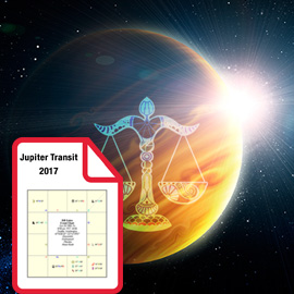 Personalized Jupiter Transit Report