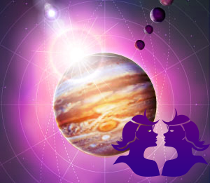 Jupiter Direct in Gemini: March 6th, 2014 IST