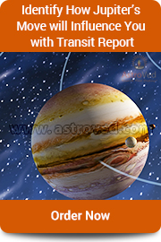 Jupiter Transit Report