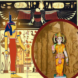 10008 Isis Parvati Proxy Written Sounds: Om Ee Sa Isis Parvatiye Namaha