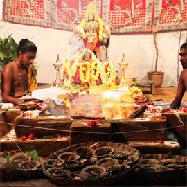 8th Waning Moon Rituals for Kala Bhairava - Well-being of Your Dog (8 Rituals)