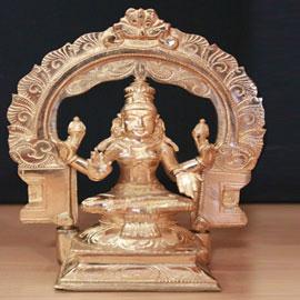 Goddess Lakshmi Statue (6 inch)